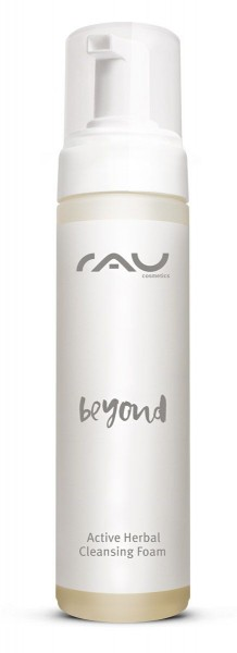 RAU beyond Active Herbal Cleansing Foam