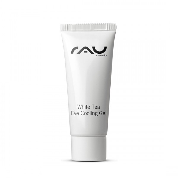 RAU White Tea Eye Cooling Gel 8 ml - zachte anti-age oogverzorging