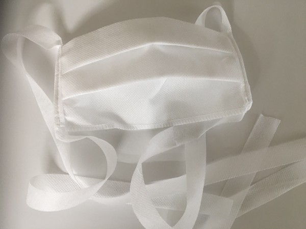 Mondkapje - uitwasbaar - non woven polypropyleen