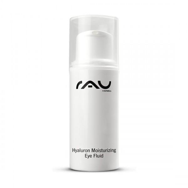 RAU Hyaluron Moisturizing Eye Fluid 5 ml - geeft een soepel-zacht huidgevoel