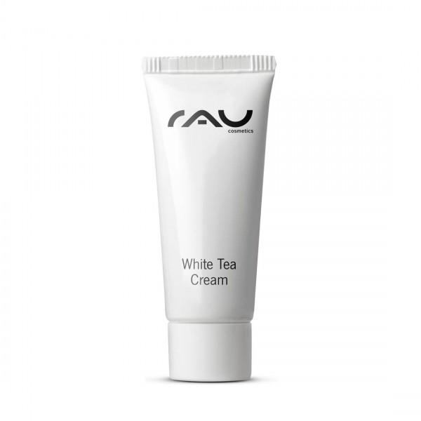 RAU White Tea Cream 8 ml - zachte anti-age 24h crème met witte thee en aloë vera