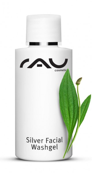 RAU SIlver Facial Washgel, zachte washgel
