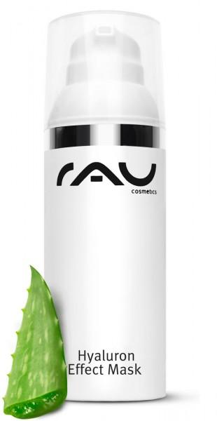 RAU Hyaluron Effect Mask 50 ml - kalmerend en hydraterend gelmasker