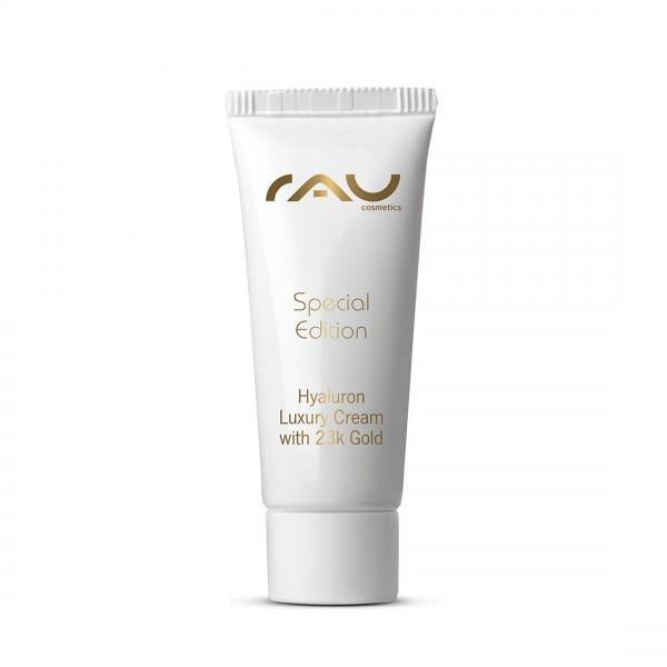 RAU Hyaluron Luxury Cream met 23k goud 8 ml