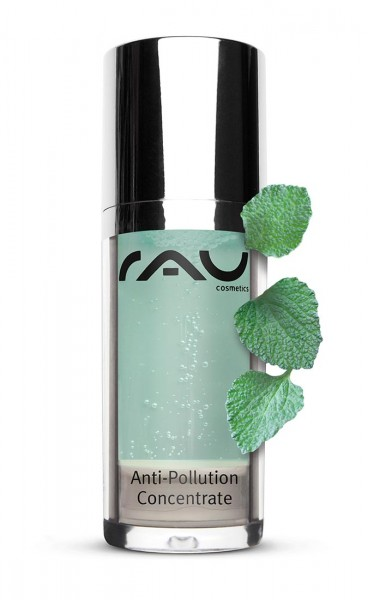 RAU Anti-Pollution Concentrate 30 ml - beschermt, regenereert en neutraliseert