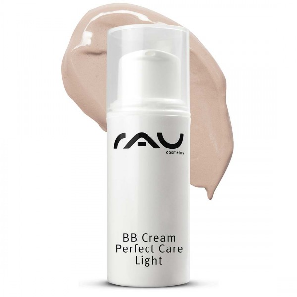RAU BB Cream Perfect Care Light 5 ml - Gezichtsverzorging en make-up in één