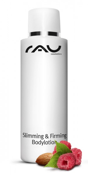 RAU Slimming & Firming Bodylotion 200 ml - verzorgende & huidverstevigende bodylotion