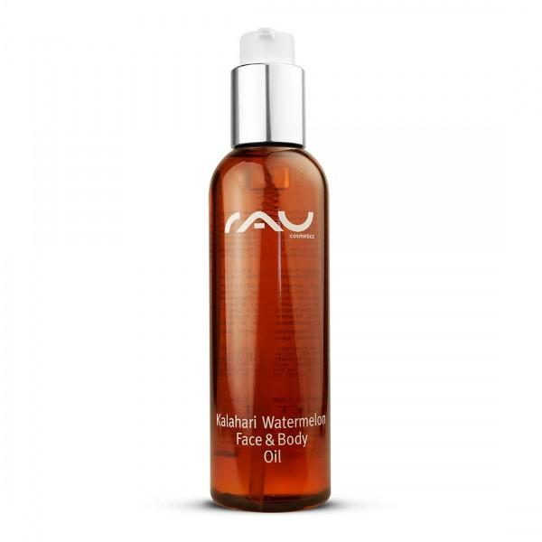 RAU Kalahari Watermelon Face & Body Oil 200 ml - intens verzorgend gezichts-/ & lichaamsolie