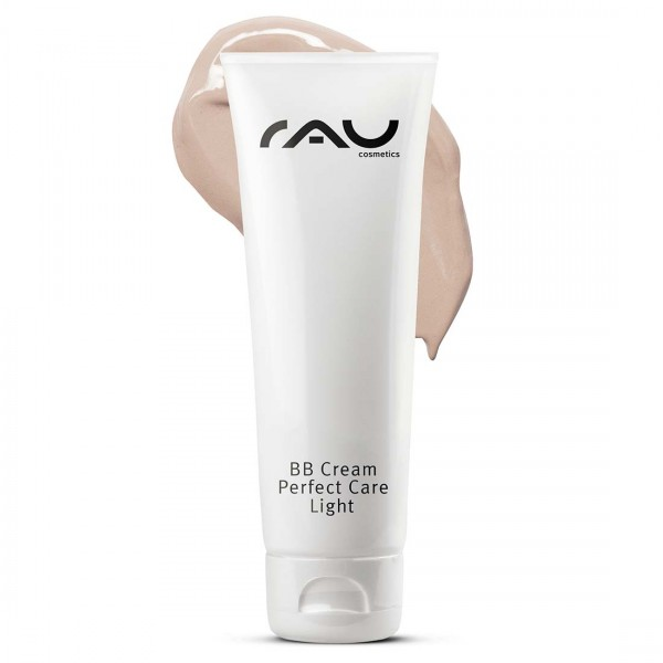 RAU BB Cream Perfect Care Light 75 ml - Gezichtsverzorging en make-up in één