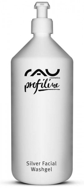RAU Silver Facial Washgel PROFILINE 1000 ml -