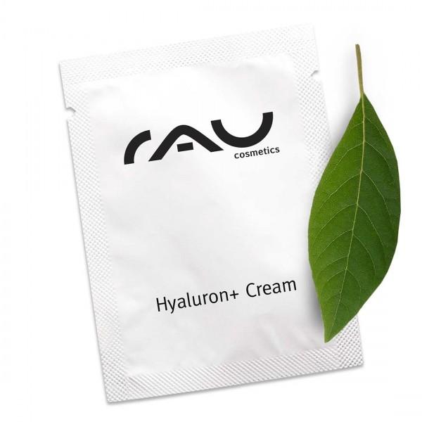 RAU Hyaluron + Cream (SPF 6) 1,5 ml - Hyaluroncrème met UV-Filter