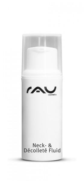 RAU Neck & Decolleté Fluid 5 ml - Speciale crème voor hals en decolleté