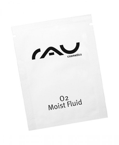 RAU O2 Moist Fluid 1,5 ml - doorbloedingsbevorderend fluid met hyaluronzuur & ginkgo-extract