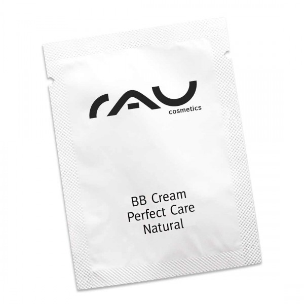 RAU BB Cream Perfect Care Natural 1,5 ml - Gezichtsverzorging en make-up in één