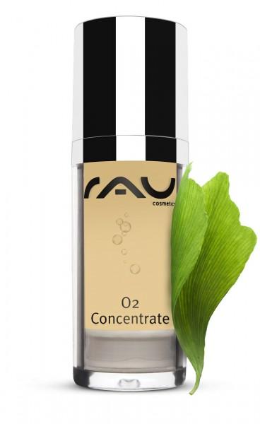 RAU O2 Concentrate 30 ml - schoonnheidsconcentraat voor het ultieme frisse effect