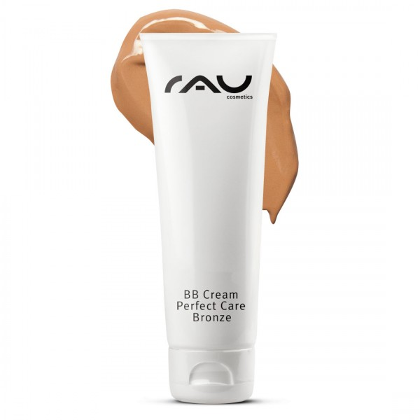 RAU BB Cream Perfect Care Bronze 75 ml - gezichtsverzorging en make-up in 1