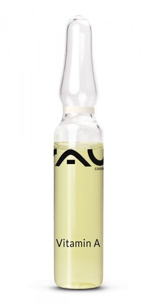RAU Vitamine A ampullen 10 stuks x 2 ml - werkstofcomplex van melkproteïnen, ceramide, panthenol