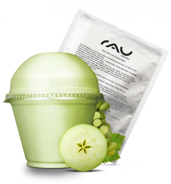 RAU Stem Cell Shaker Mask - Luxueus peel-off-masker