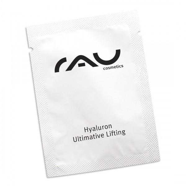 RAU Hyaluron Ultimative Lifting 1,5 ml - Hyaluronzuur concentraat gel - bestseller
