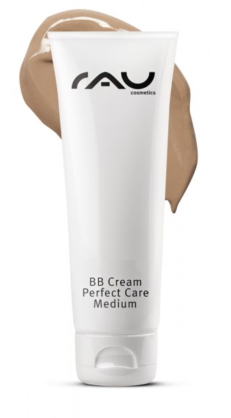 RAU BB Cream Perfect Care medium 75 ml - Gezichtsverzorging en make-up in één