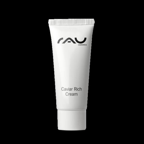 RAU Caviar Rich Cream 8 ml - extra rijk en verstevigend - optimaal verzorgend!