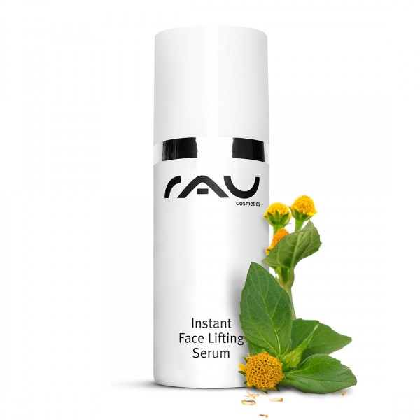 RAU Instant Face Lifting Serum 30 ml - intensief egaliserend en verstevigend gezichtsserum