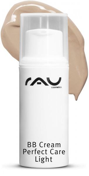 RAU BB Cream Perfect Care Light 5 ml - combineert make-up & huidverzorging